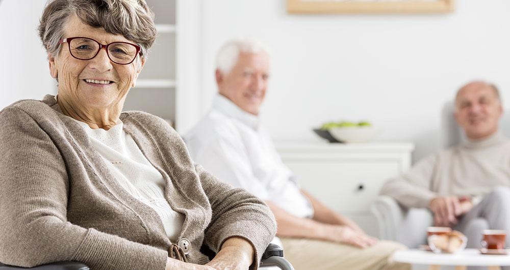 Acompañamiento a personas mayores
