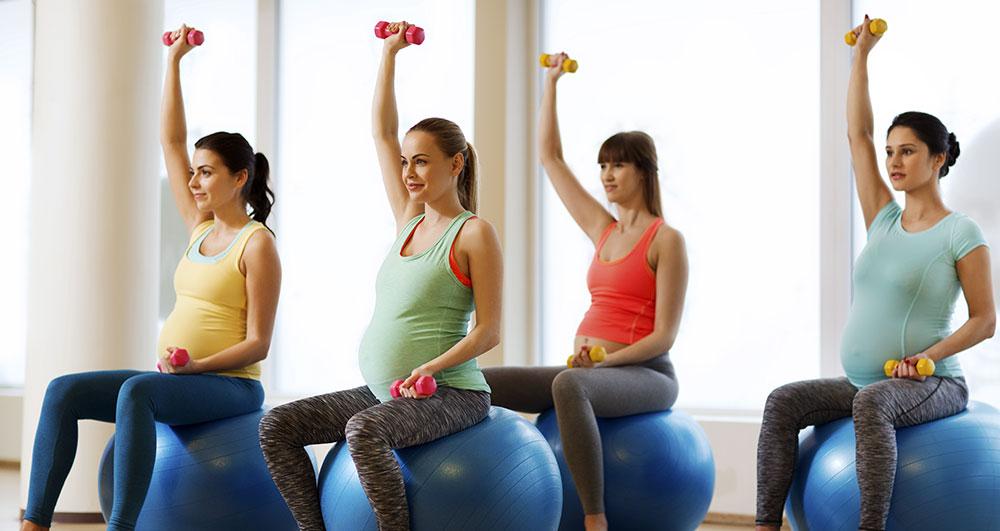 Pilates para embarazadas en Vitoria