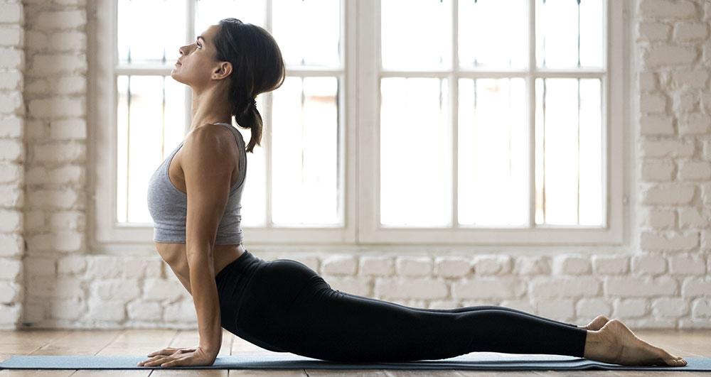 Clases de yoga en Vitoria